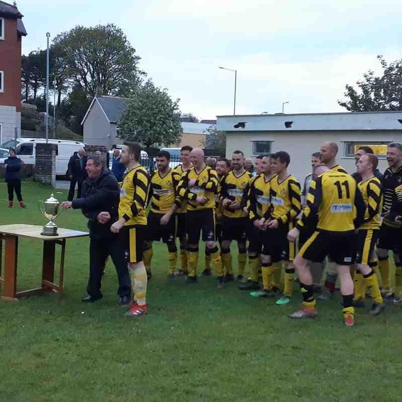 MB Tigers v Glantraeth (30/4/19)