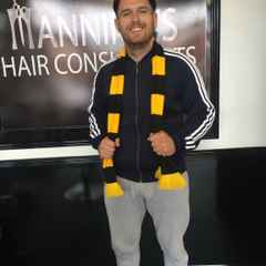 Bodie Carter Signs for Bloaters