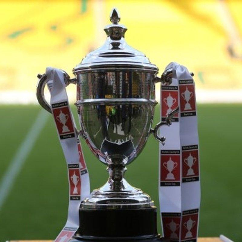 Norfolk Senior Cup Action
