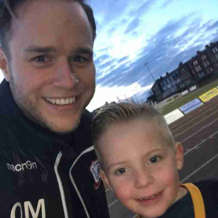 Olly Murs takes home the points
