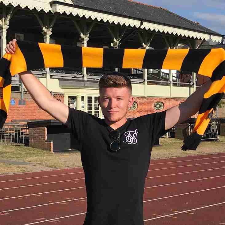 URRY SIGNS CONTRACT
