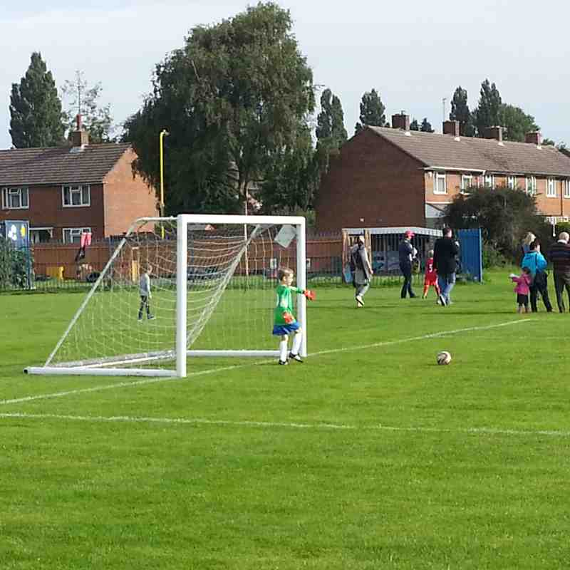 Vs Sholing Youth Red U7 Sept'15