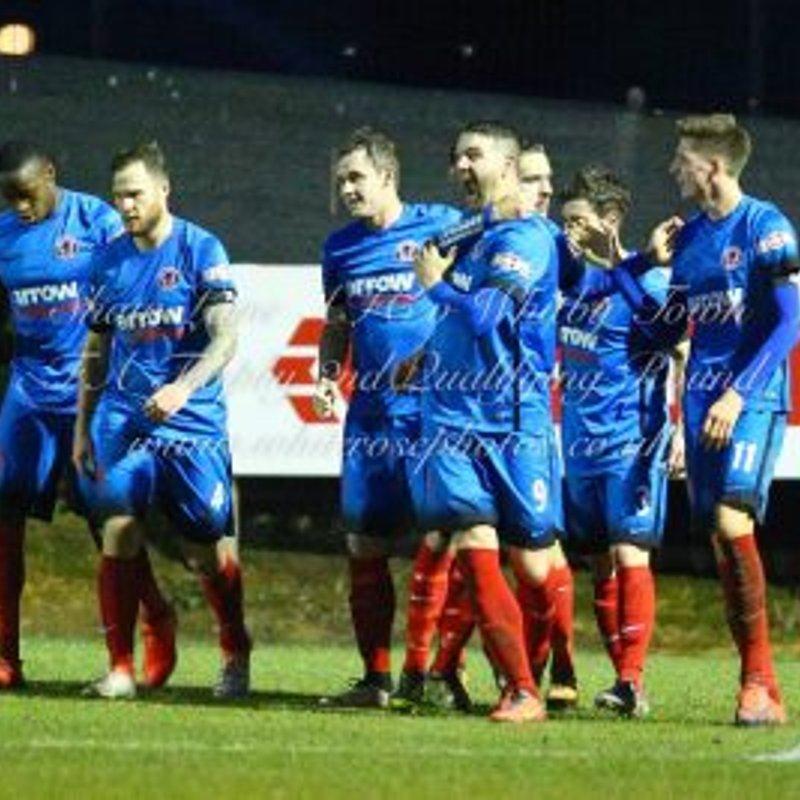Shaw Lane AFC beat Romulus 2 - 3