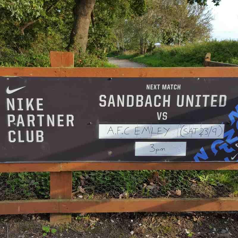 Sandbach Utd (a) FA Vase mobile shots 23.09.2017