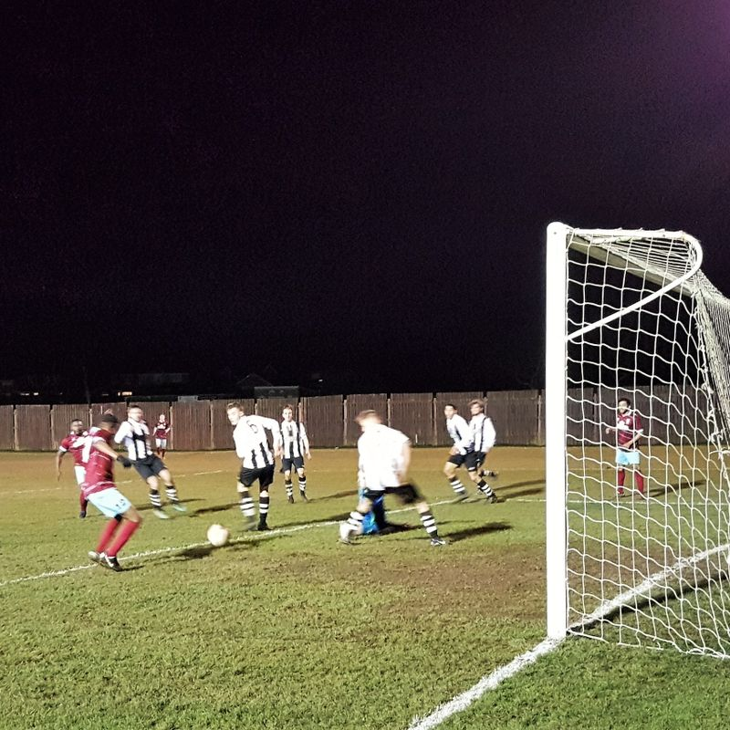 Retford Utd (h) mobile phone shots 03.12.2017
