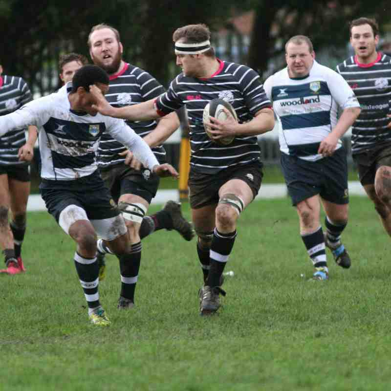 1st XV Home to Chelmsford 09012016