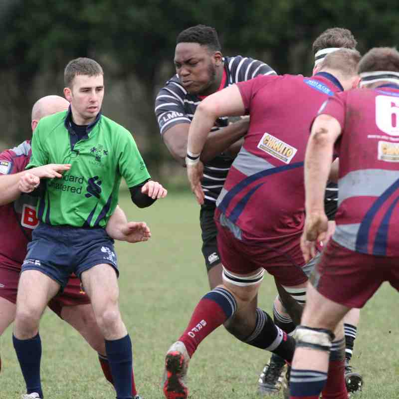 1st XV home to Barking
