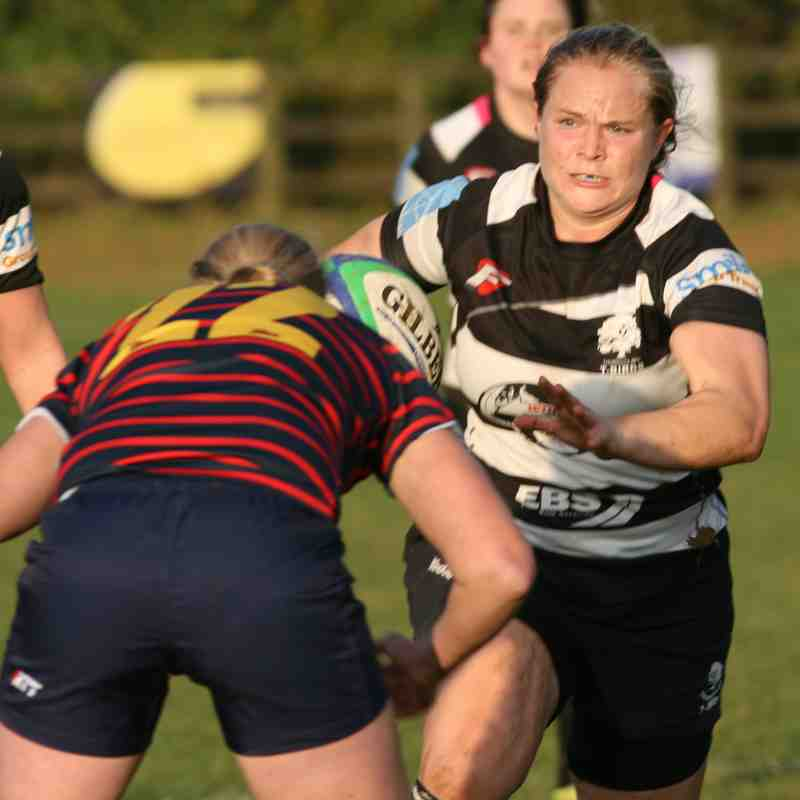 Ladies 1st XV v Trojans Ladies - Sun 30 Oct 2016