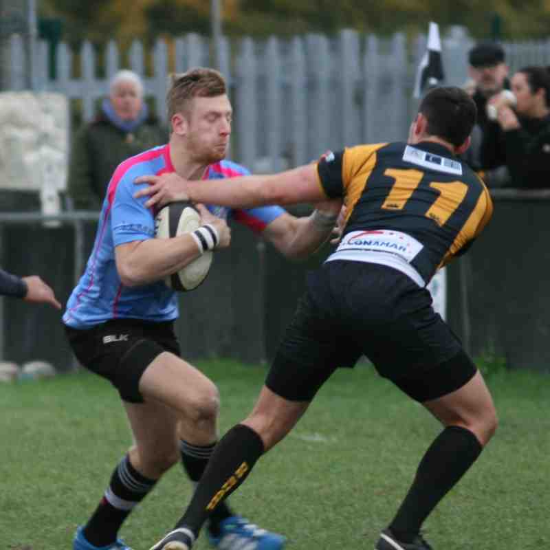 1st XV v Letchworth Garden City - Sat  5 Nov 2016
