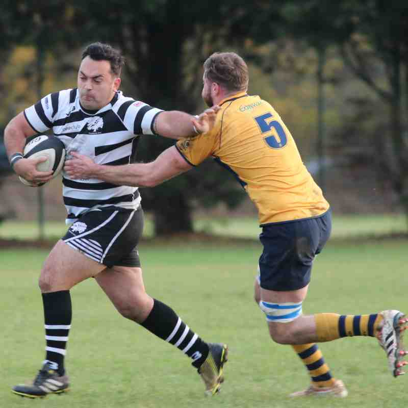 Home to Sevenoaks 17_18