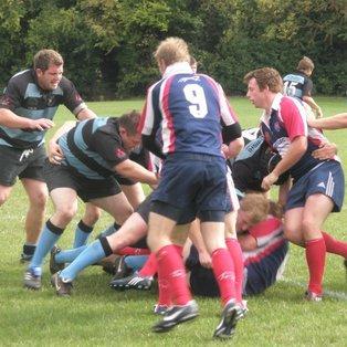 Grove vs. Witney (Pre-season friendly)
