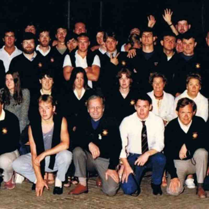 1984 Portugal Tour