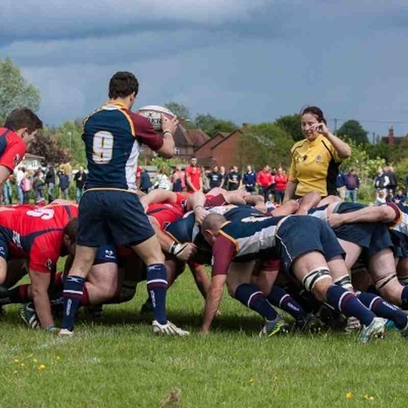 Oxfordshire vs Surrey 2014
