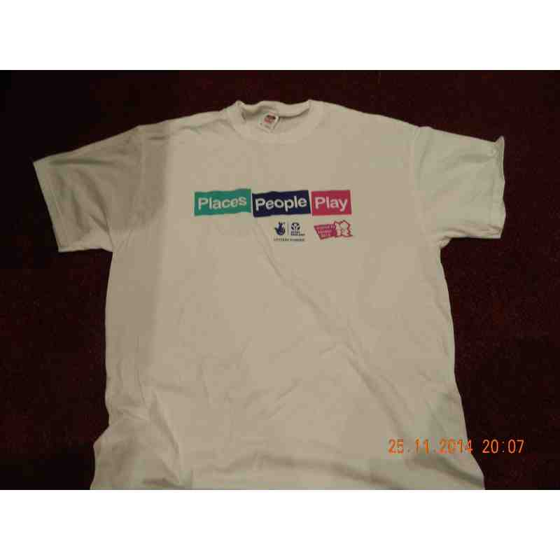 T-Shirts (Adults, White)