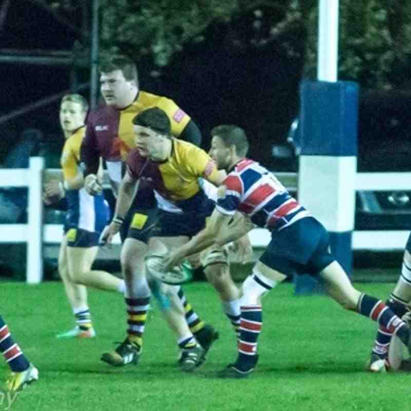 Oxfordshire Cup 1 - Tracey Keogh (Windsor RFC)