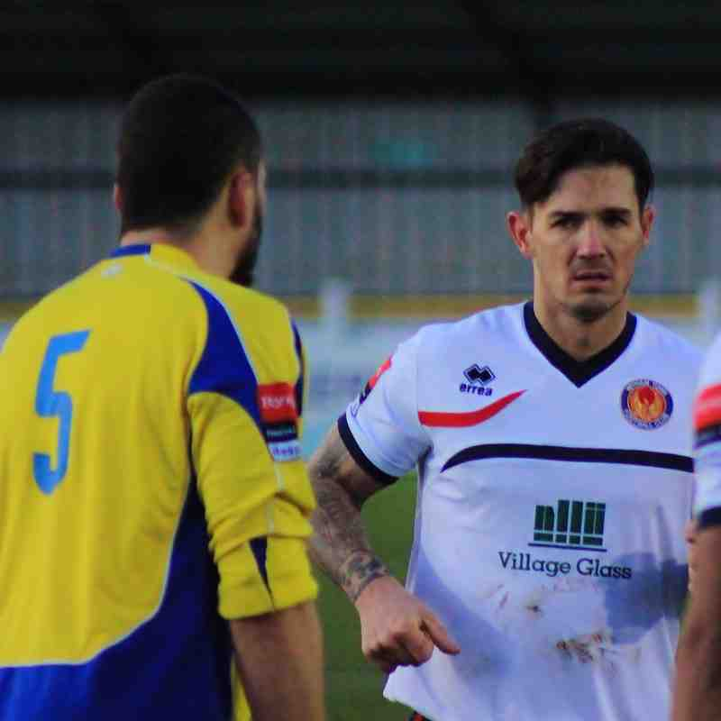 Witham Town v Haringey Borough