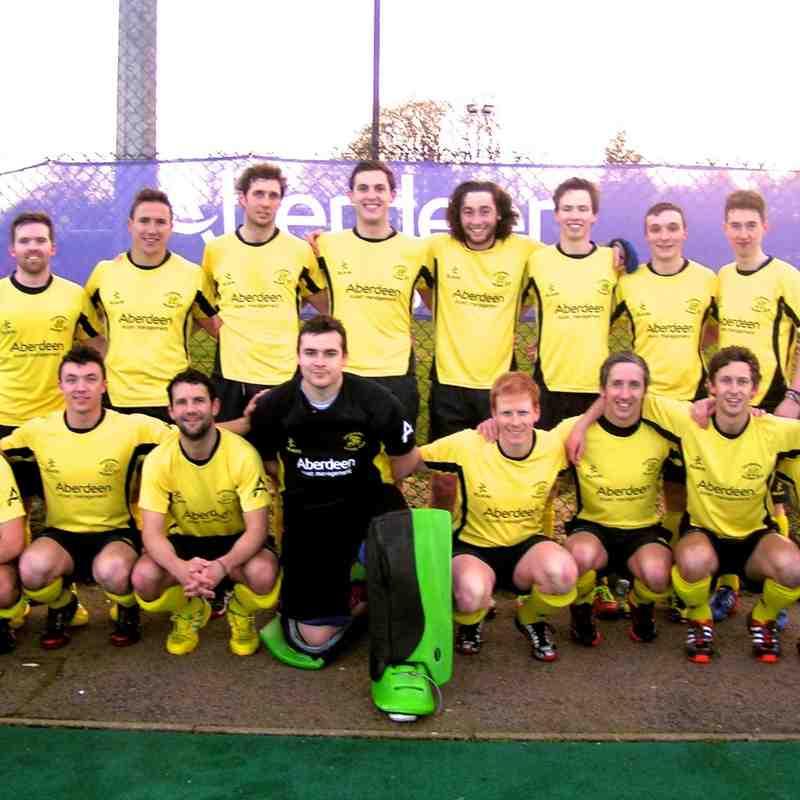 AAM Gordonains 1st team