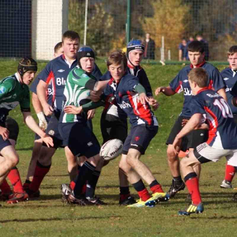 Wanderers U18 v Ross Sutherland U18
