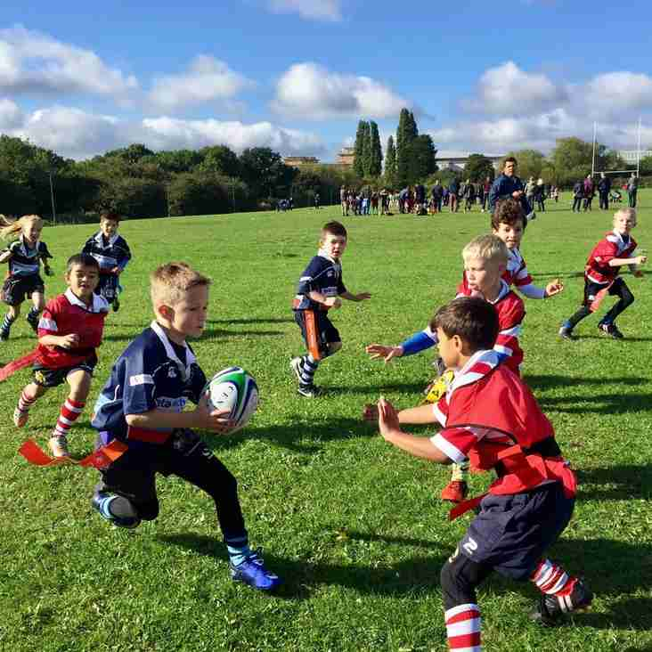 Little Minis weekly sessions for children aged 2.5 to 5 years