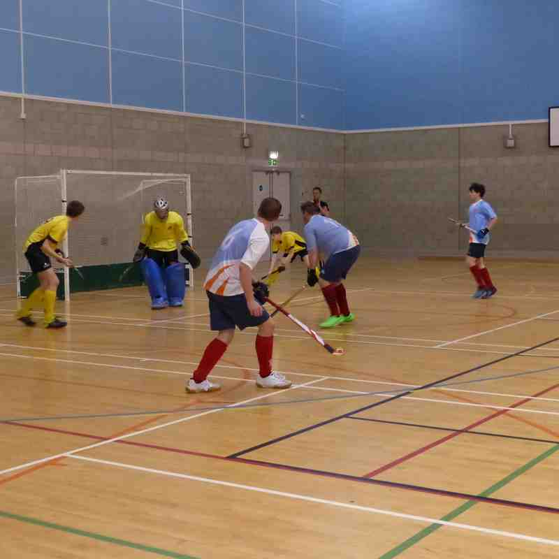 Mens Indoor Development League 2016/17