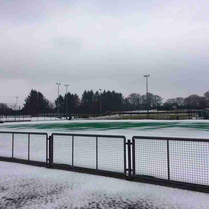 SILVER/BRONZE/COPPER squad coaching CANCELLED tonight - 5th Feb