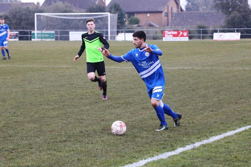 Kirkley and Pakefield 2-3 FC Clacton