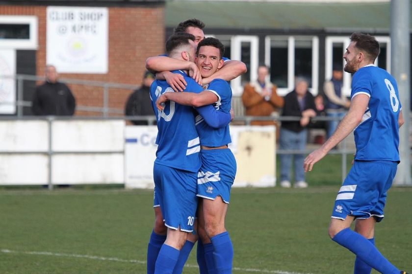 Kirkley and Pakefield 3-2 Newmarket Town