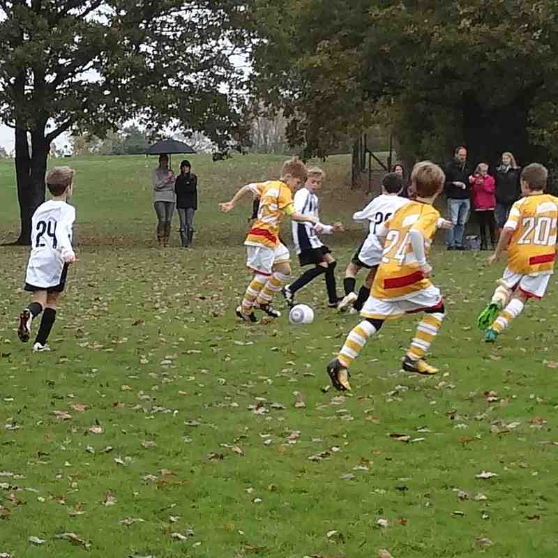 Wolves U9 v Hawkhurst Away 04 Oct 2017