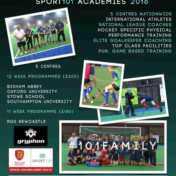 Summer Academies 2016
