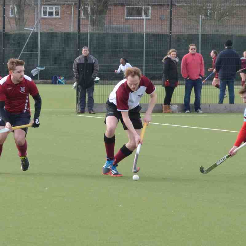 Men's 2s 6-0 Oxford Hawks