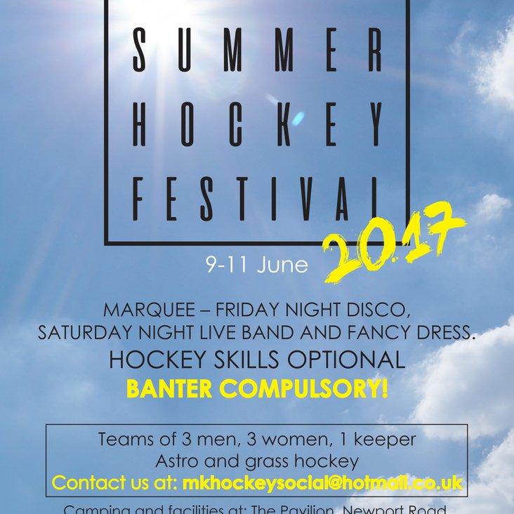 Summer Hockey Festival<