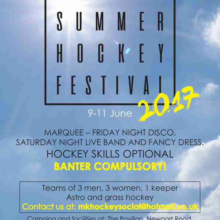 Summer Hockey Festival