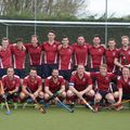 Mens 1's lose to Bromley & Beckenham 2 - 4