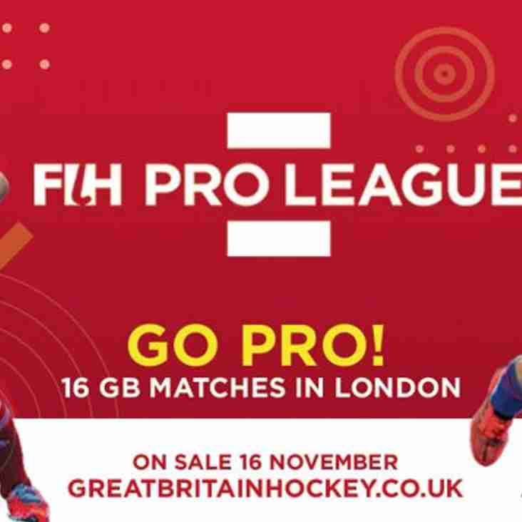 Our FIH Pro League priority window is now open!