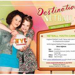 England Netball Easter Youth Camps