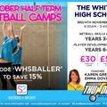 October Netball Camps