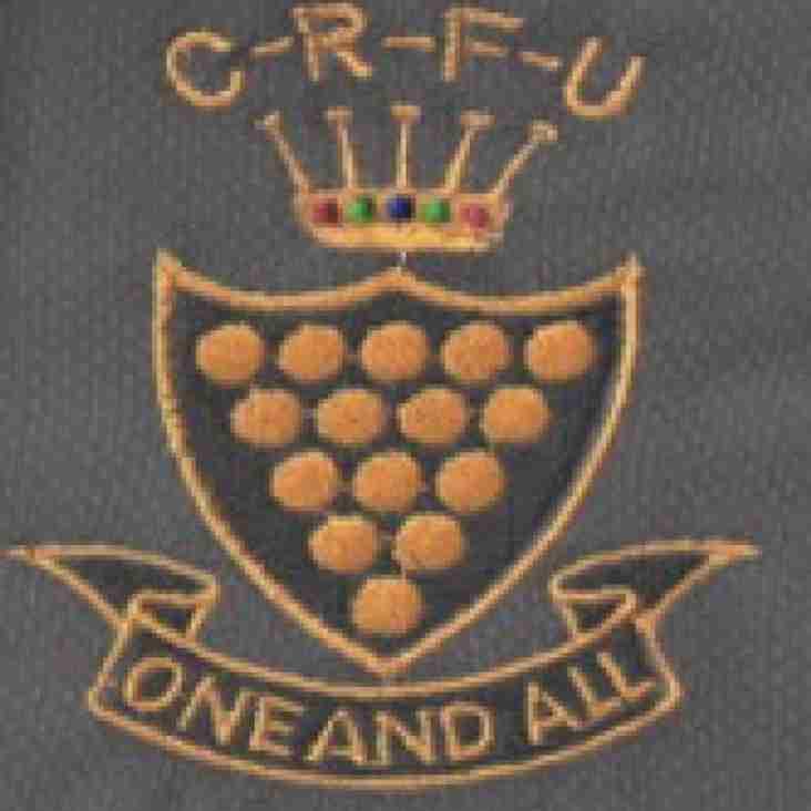 Saints trio selected for Cornwall's National U20 Championship opener