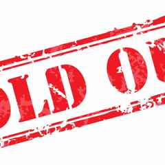 All tickets gone for the Awards Night!