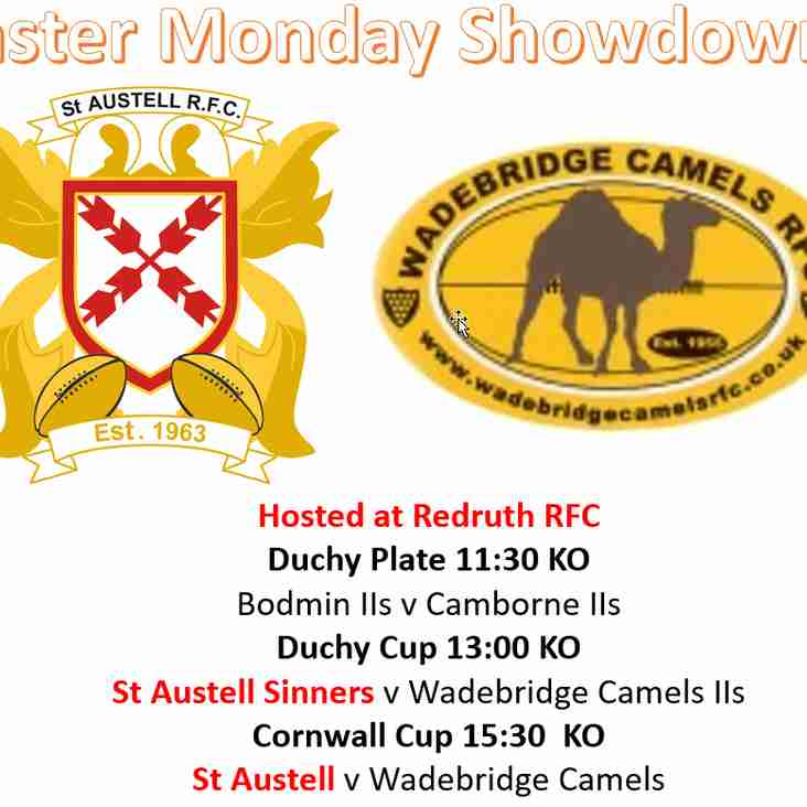"Its a mid-Cornwall ""Double"" in the Final"