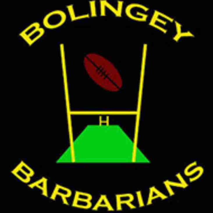 """Saints to play in Bolingey Barbarians """"Round Robin"""""""