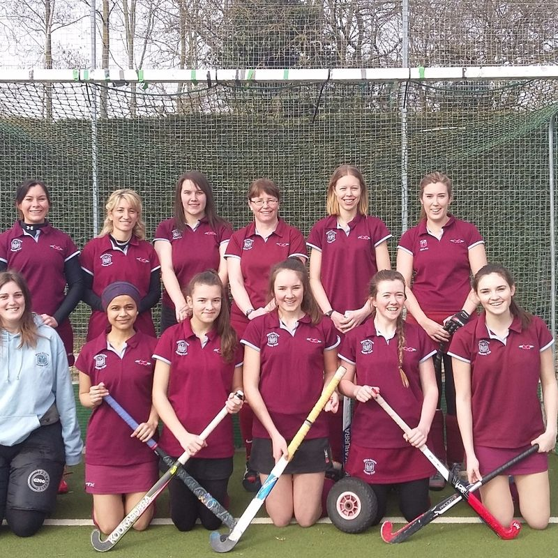 Ladies 3rd XI lose to Phoenix and Ranelagh Ladies 2s 8 - 0