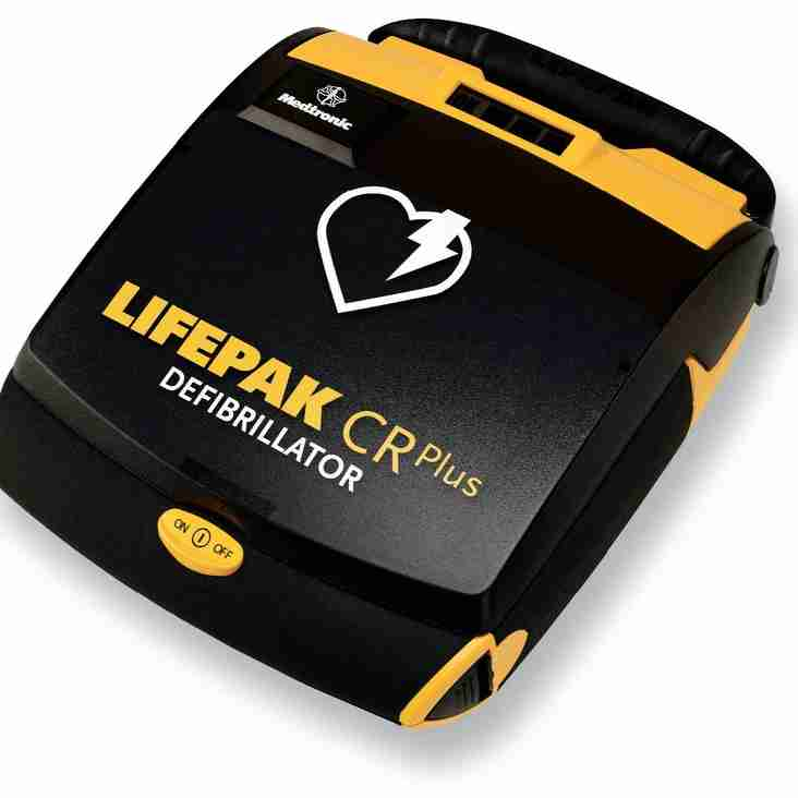 You may save someone's life or they may save yours - Club Defibrillator Code
