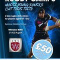 Sharks Summer Rugby Camp