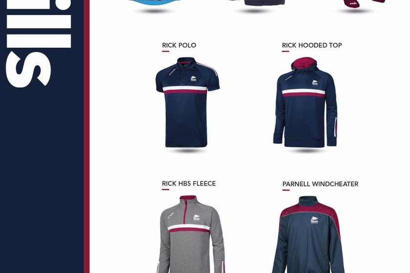 NEW CLUB SHOP  - new kit range from O'Neils now on line .