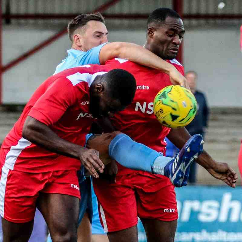 CARSHALTON ATH v ROCKS. 12-8-2019 (Jacques Feeney)