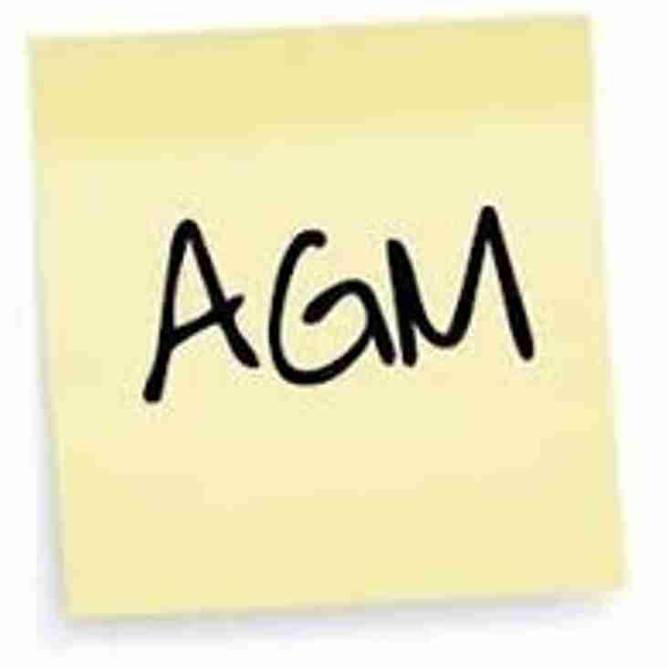 Worcester Hockey Club AGM