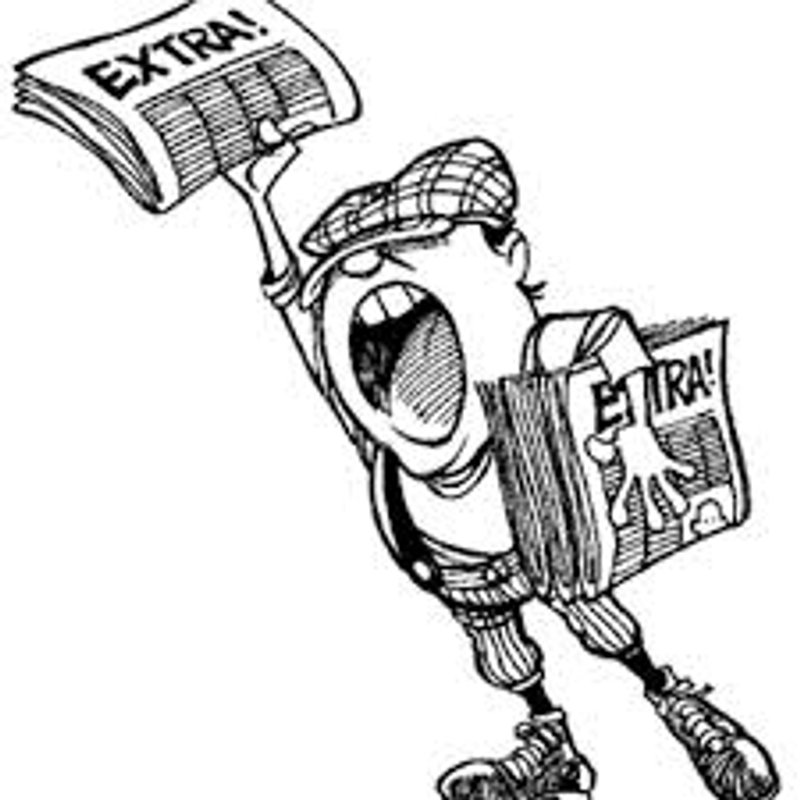 Extra! Extra! get your match reports