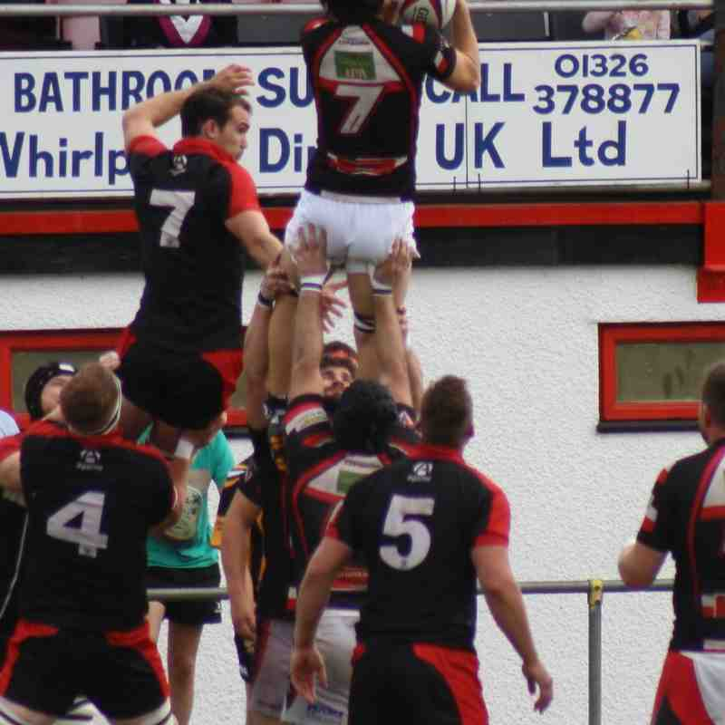 Penryn v Teignmouth RFC 1st XV