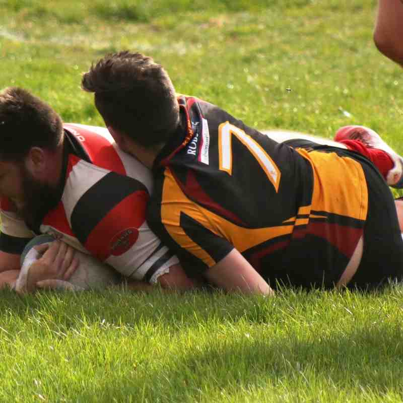 Teignmouth RFC v Old Merchant Taylors