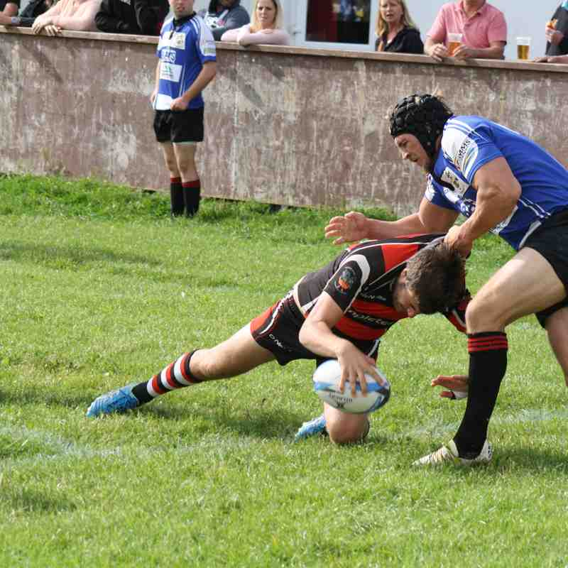 Teignmouth RFC v Paignton Preseason Match 2017